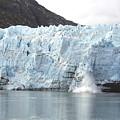 Calving Glacier by Michael Peychich