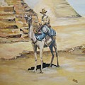 Camel Corp At Ease by Leonie Bell