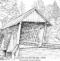 Campbell's Covered Bridge by Greg Joens