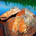 Canadian Rockies by Lisa Redfern
