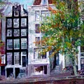 Canal House Amsterdam by TBH Fine Art