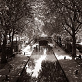 Canal Saint Martin 2 by Andrew Fare
