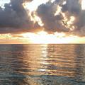 Cancun Sunrise by Bill Cannon