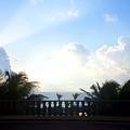 Cancun Sunrise by Jean Haynes