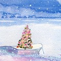 Cape Cod Christmas Tree by Joseph Gallant