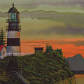Cape Disappointment by James Lyman