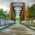 Caperton Trail And Bridge by Steven Ainsworth