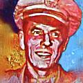 Captain Ronald Reagan by Dean Gleisberg