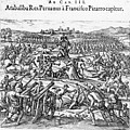 Capture Of Atahualpa, 1532 by Granger
