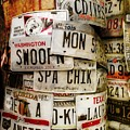 Car Tags by JAMART Photography