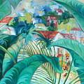 Caribbean Fantasy by Dianna  Willman