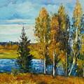 Cariboo Fall by Imagine Art Works Studio