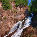 Caribou Falls by Shari Jardina