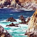 Carmel Highlands 8 by Alan Hausenflock