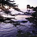 Carmel Highlands Sunset 1 by Alan Hausenflock