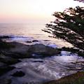 Carmel Highlands Sunset 2 by Alan Hausenflock