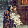 Carols For Sale  by Augustus Edward Mulready