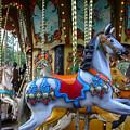 Carousel 1 by Anne Cameron Cutri