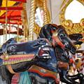 Carousel by Jost Houk