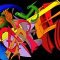 Carpe Diem II by Helmut Rottler