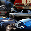 Carroll Shelby Tribute by Bill Dutting