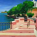 Casa Blanca - Puerto Rico by Tito Santiago