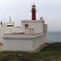 Cascais Lighthouse II Portugal by John Shiron