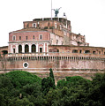 Castel Sant'angelo by Ilaria Andreucci