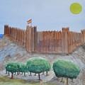Castillo Sohail by Roger Cummiskey
