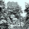 Castle Ruin Flossenbuerg by Juergen Weiss