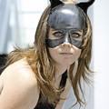 Cat Woman by Viktor Savchenko