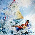 Catch The Wind by Hanne Lore Koehler