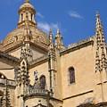 Catedral De Segovia by Lindsey Orlando