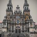 Cathedral Of Santiago De Compostela by Jasna Buncic