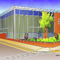 Catonsville Middle School by Stephen Younts