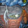 Cat's Dreams by Aliza Souleyeva-Alexander