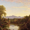 Catskill Creek - New York by Thomas Cole