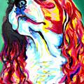 Cavalier - Herald by Alicia VanNoy Call