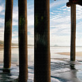 Cayucos Pier by Sharon Foster