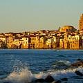 Cefalu - Sicily by Sorin Ghencea