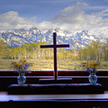 Chapel With A View by Charles Warren