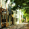 Charleston Streets 2 by Alan Hausenflock