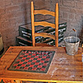 Checkers Anyone by Linda Phelps