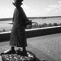 Chekhov Monument by Susan Chandler