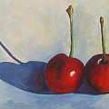 Cherries And Shadows  by Torrie Smiley