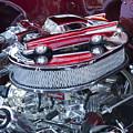 Chevrolet Bel-air Matchbox Car by Jill Reger