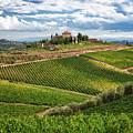 Chianti Landscape by Eggers Photography