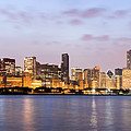 Chicago Panorama by Paul Velgos