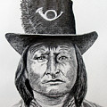 Chief Bird-arapahoe by Stan Hamilton