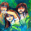 Children Of The Jungle by Diana Davenport